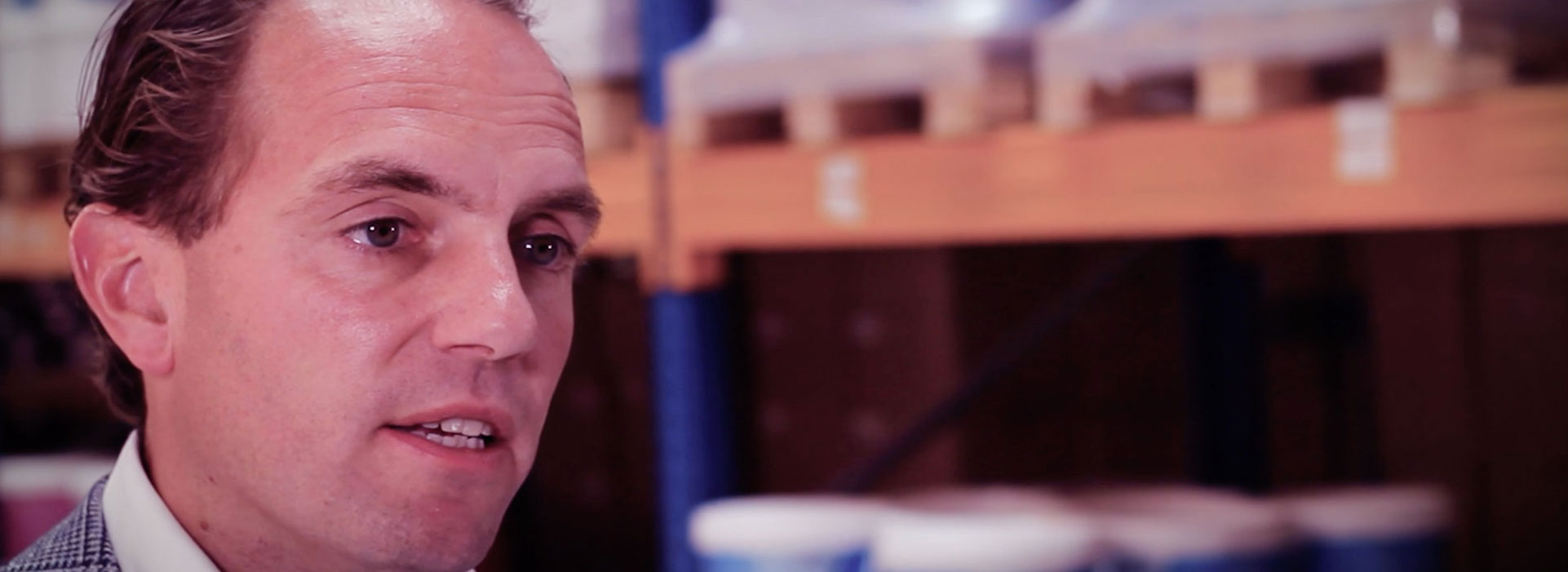 Roderick Reichert, Commercial Director Vistapaint