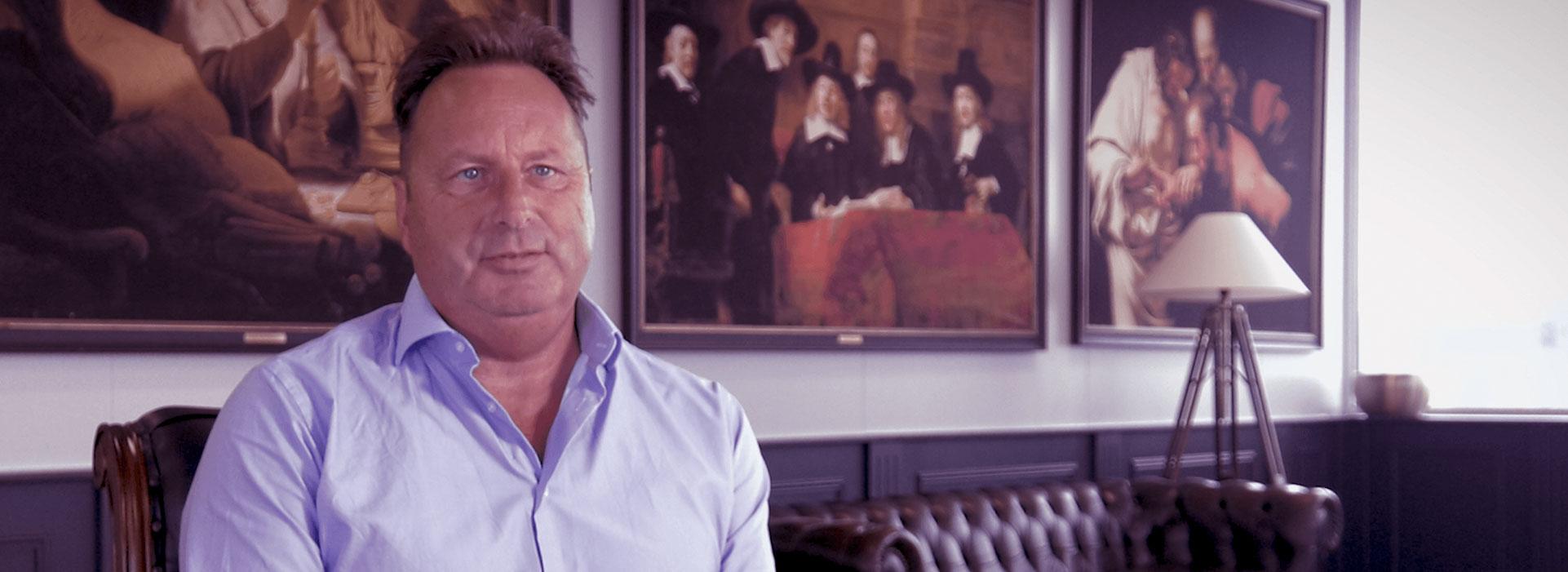 Erwin Liesting, former owner Hotbath