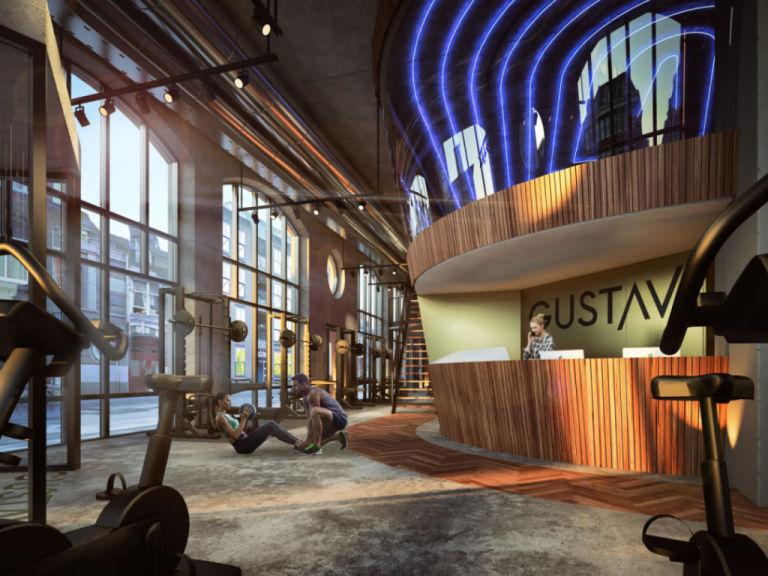 Urban Gym Group acquires Amsterdam based Gustav Gym
