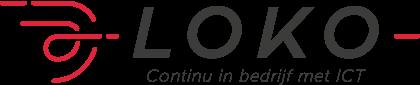 Logo of IT services company LOKO